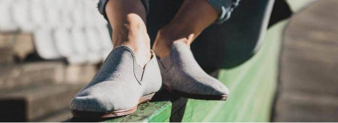 JAVER — обувь для города