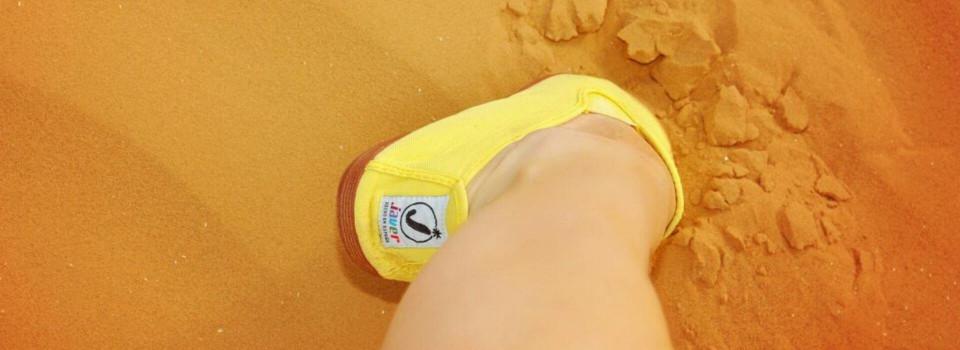 JAVER — идеальная обувь для лета